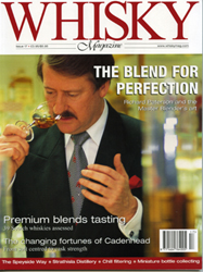 Whisky Magazine Cover