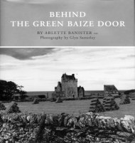 Behind the Green Baize Door