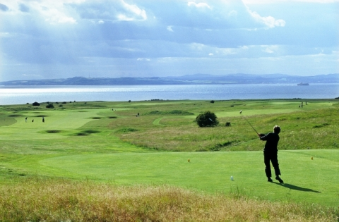 Gullane No 1. The 3rd