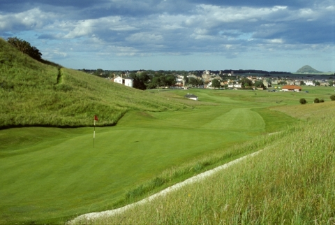 Gullane No 1. The 2nd