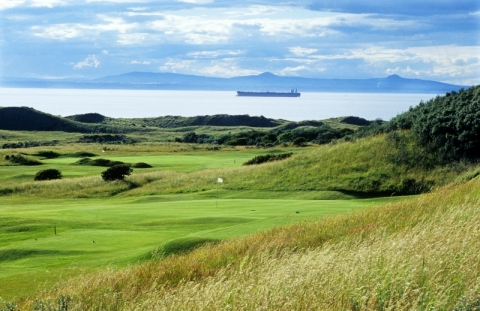 Gullane No 2. 13th