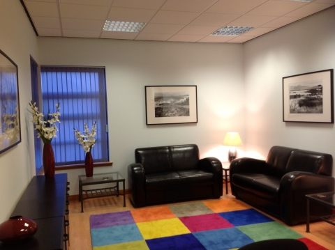 Tron Systems boardroom, Livingston