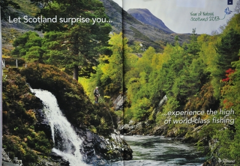 Visit Scotland Fishing