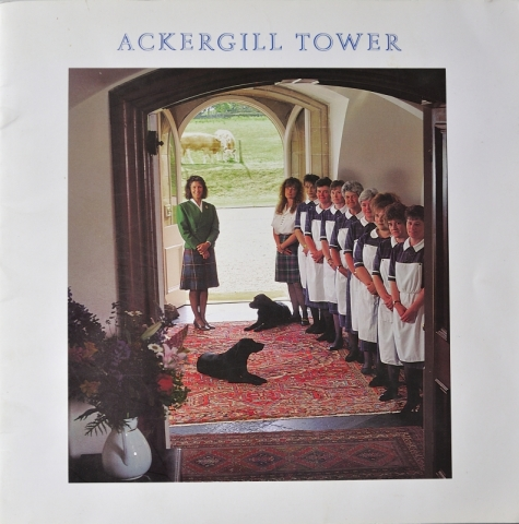 Ackergill Cover