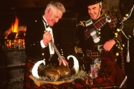 Address To The Haggis, (the late) John MacSween